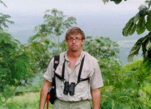 Dave Wilson in Brazil